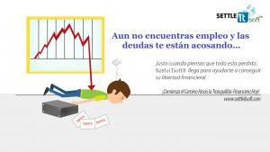 Buscando Empleo | Software de negociacion de deudas SettleiTsoft