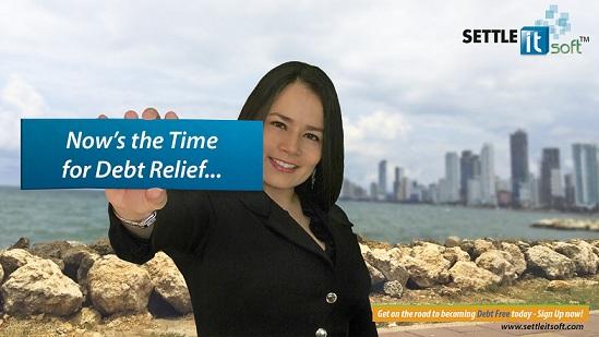 SettleiTsoft is a smart debt relief alternative for debt settlement
