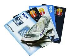 Credit Card w-cash