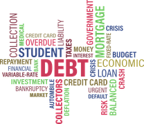 Debt Collage