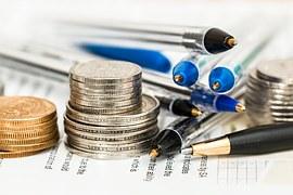 Saving Coins-Pens