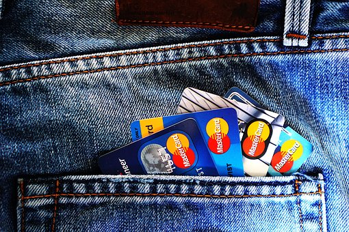 Credit Card Jeans