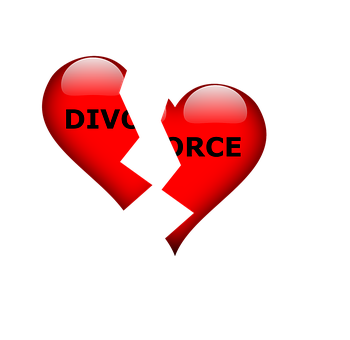 Divorce Heart