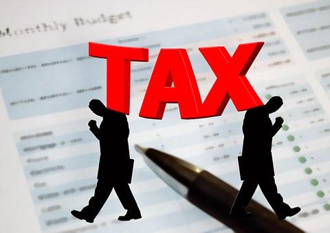 Tax men