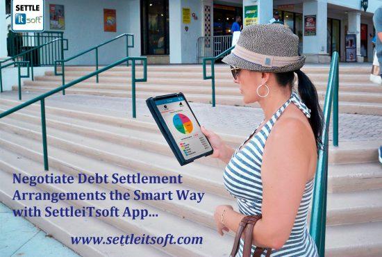 Debt Settlement App