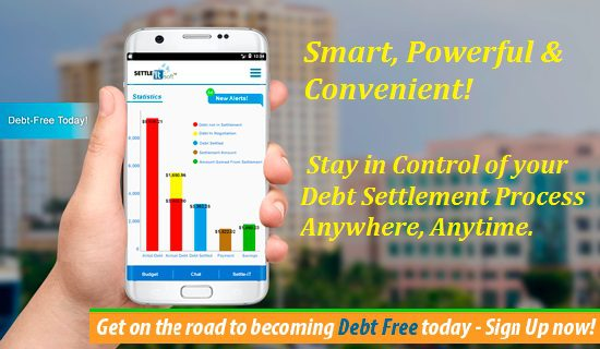 SettleiTsoft debt settlement app