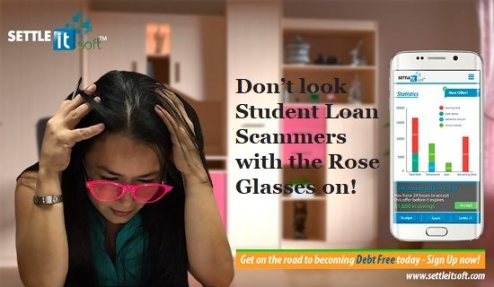 Don't Fall Victim to Student Loans Scams | SettleiTsoft